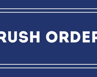 Rush Orders for Parcel Island