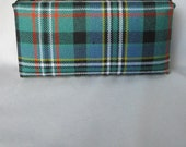 The #Clan #Scott Tartan Clutch Bag / Purse Made in Scotland for #Wedding, #Ceilidh or #Burns Night