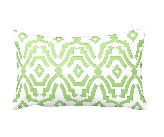 7 Sizes Available: Green Pillow Covers Green Throw Pillows Green Lumbar Pillow 12x16 Pillows 12x24 Pillows 16x16 Pillows Green Cushion Cover