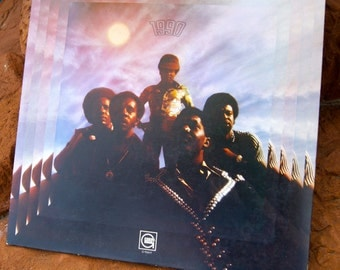 The Temptations 1990 Vinyl LP 1973 Motown Record G966V1 Gordy Motown
