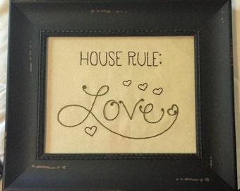 House Rule