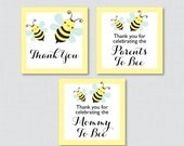Bumble Bee Printable Favo...