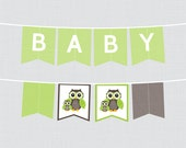 Printable Owl Baby Shower...