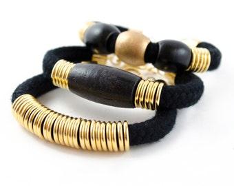 Bracelet Set, Stackable Bracelet, Bracelets For Women, Bracelet For Her, Set Of 3, Boho Bracelet Set, Gift Sets For Women, Boho Bracelet