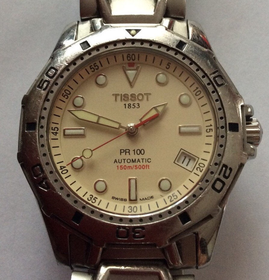 how to set a tissot 1853 watch