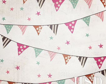 Birthday Photography Backdrop, Birthday Photo Props, Birthday Photo Backdrop, Cake Smash Props, Birthday Photo Booth Props Girls Pink WHM123