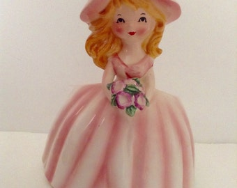 Vintage Inarco Southern Belle Planter