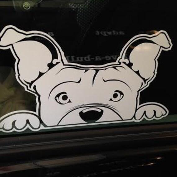 Twinkie A Pitbull Window Decal