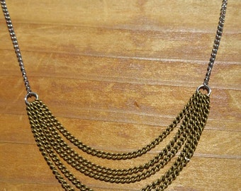 Multi-chain Necklace