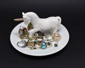 Unicorn Jewelry Dish