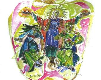Paschal Feast Card