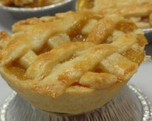 gourmet mini pie, gourmet fruit mini pies, mini  tartlets, mini tarts, handmade pies,fresh pie ,cherry blueberry peach apple pie