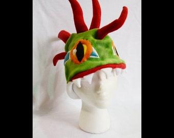 Murloc Fleece Hat World of Warcraft WoW Plush Cosplay Costume