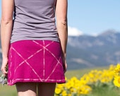 Hemp Spring Beauty Skirt - Organic clothing - eco friendly skirt
