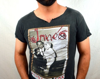 Vintage VTG 90s 1990 JANES ADDICTION Tee Tshirt - A Show for the Whole Family