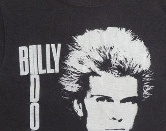 BILLY IDOL 80s T SHIRT