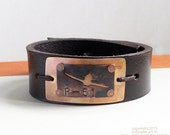 Mens Bracelet: P-51 Mustang. Conquer the Skies.