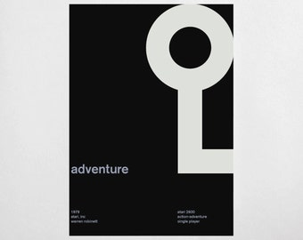 Swiss Print Remix - Adventure