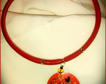 Collar japanese whispers