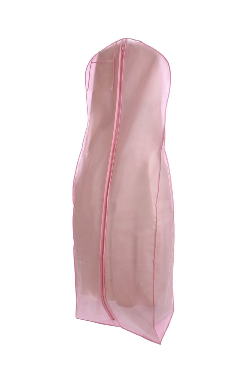 72 breathable wedding gown dress garment cover bag with. Black Bedroom Furniture Sets. Home Design Ideas