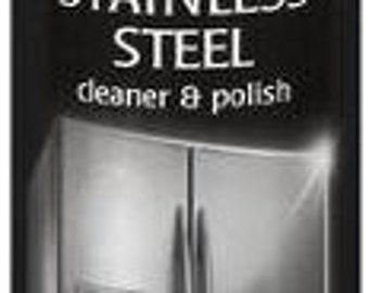 how to clean fingerprints off stainless steel