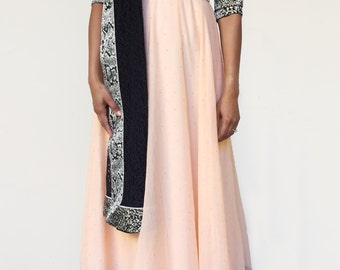 Reshmi Anarkali Gown - FREE SHIPPING - Limited Edition