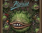 Postcard - Mushnik's Florist