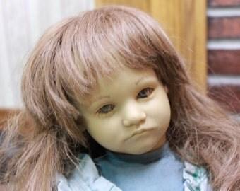 Kathe. Annette Himstedt Barefoot Doll