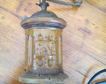 Tre spade coffee grinder
