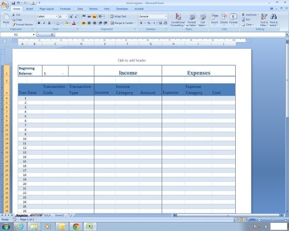 Expense register template how to format cover letter for School register template spreadsheet