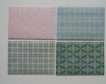 A6 Lace Envelopes
