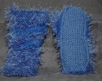 Slippers / slippers adult / knitted slippers
