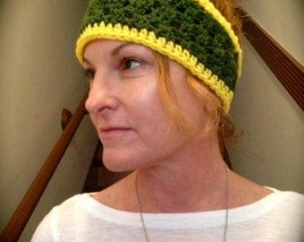 Team Colors- Starburst Headband/Ear-Warmer - Custom Made - Get Ready to Represent!