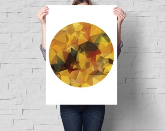 Geometric art, Minimalist art, Abstract print, Abstract wall art, Abstract art, Circle print, Modern art, Modern print, Minimalist print
