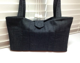 SMALL Convertible handbag.