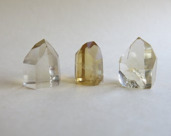 Natural Citrine Towers