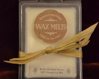 Rocky Mountain Breeze Wax Melt