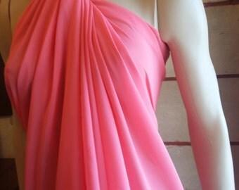 Pink sarong, beach cover up, beach sarong, beach sarong , long sarong, swim cover up, chiffon bathing suits, sarong cover up, gift