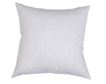 18x18 Pillow Insert - 100% Polyester Fill - White Pillow Insert