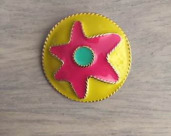 Colored star buttons