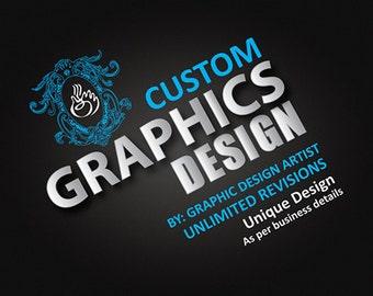 Custom Graphic Design, Graphic Design Logo, Graphic Design Services, Real Estate Graphics, Graphic Design, Custom Graphics, Illustration