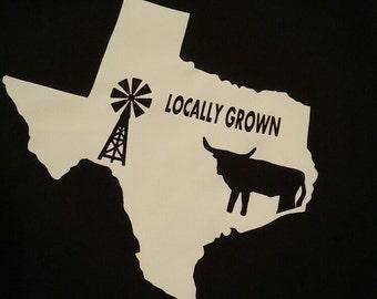 Locally Grown Texas Shirt