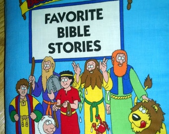 The Beginners Bible  Favorite Bible Stories Cloth Book: Item   BK150056
