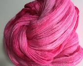 Plastic Flamingos - Primo fingering Merino/Cashmere/Nylon - SALE 20.00USD+ship 3 available