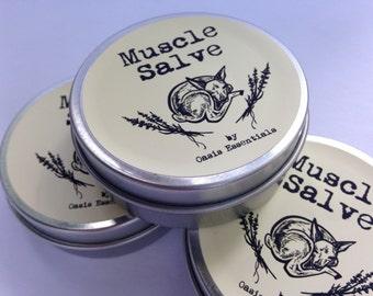 Muscle Salve (Tin)