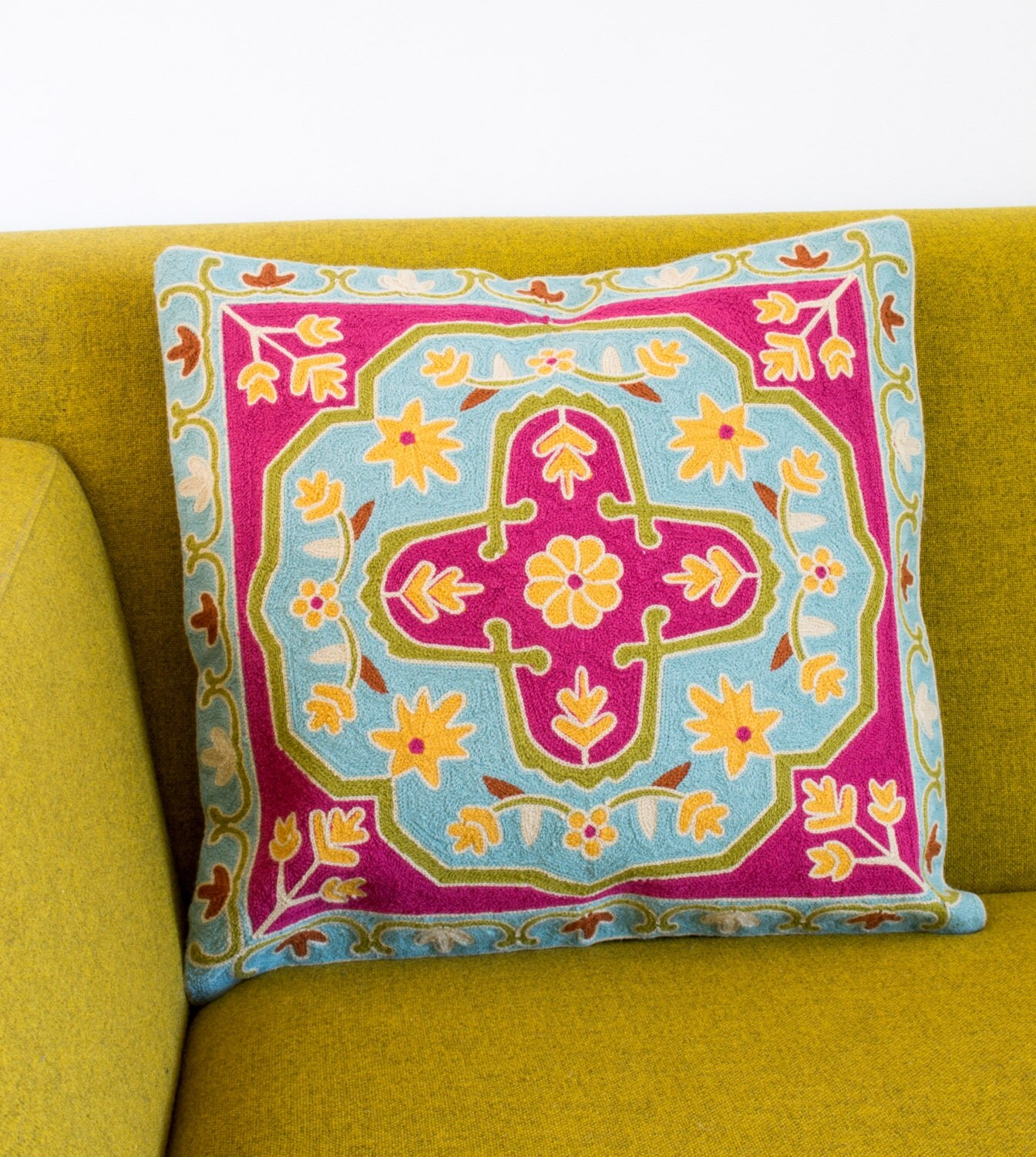 Bohemian pillow cover decorative pillow throw pillow