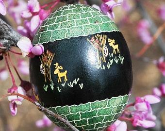 Pysanky, Ukrainian egg art,