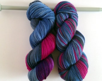 Lover's Rosy Stain - Essential DK - SW Wool 100g