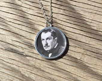 Vincent Price Pendant Necklace