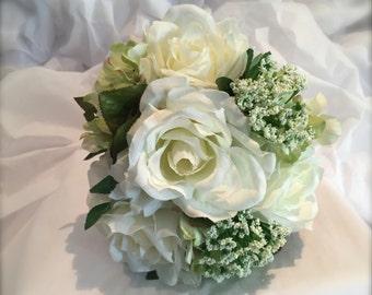 small bouquet/ bridesmaids bouquet/artificial bridesmaids bouquet